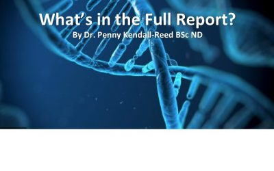 What's in the Full Report